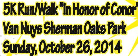 5K Walk/Run In Honor of Conor