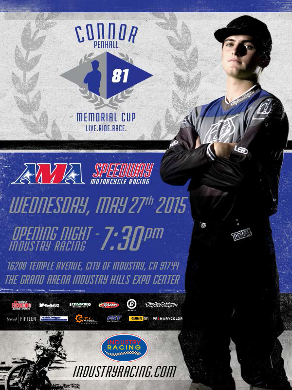 Support The Connor Penhall Memorial Cup!