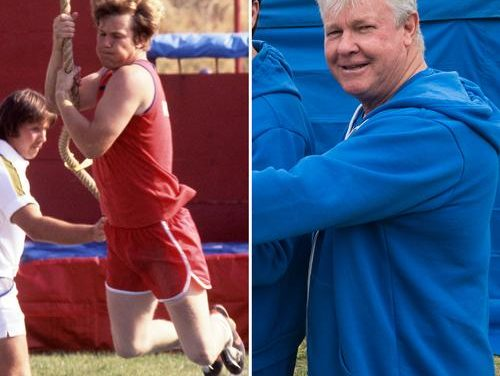 Battle of the Network Stars-Then & Now